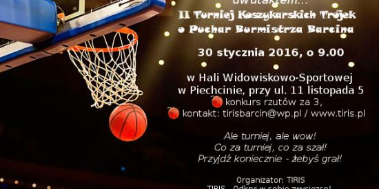 Turniej Koszykarskich Trójek…
