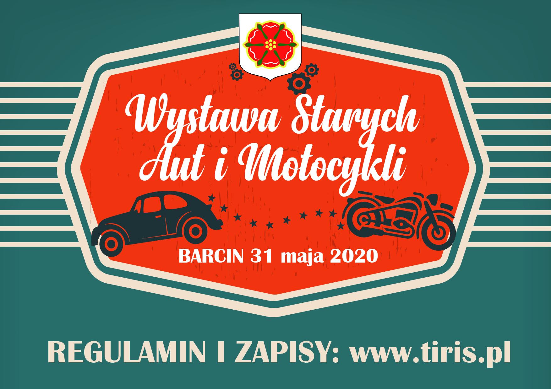 Wystawa Miłośników Starych Aut i Motocykli